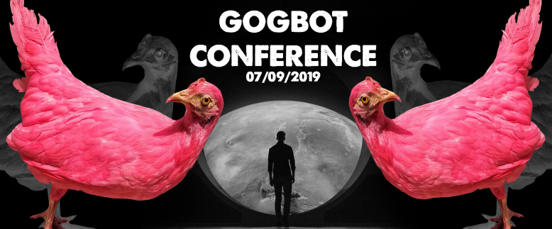 GOGBOT CONFERENCE